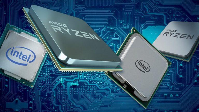 Названы шесть лучших игровых процессоров 2021 года