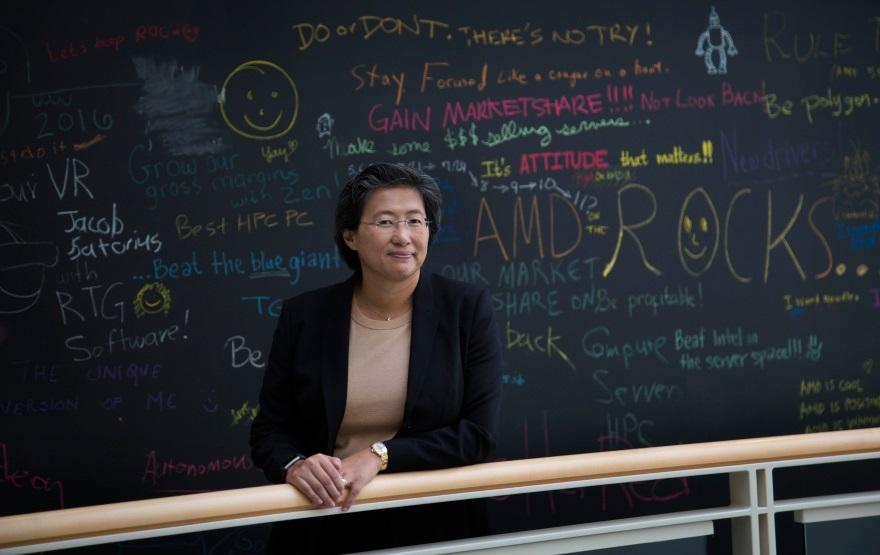 Глава AMD Лиза Су получила главную награду IEEE за развитие электроники и стала советником президента США