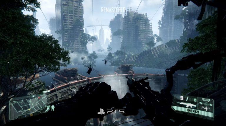 Crytec продолжает сравнивать графику готовящихся Crysis Remastered с оригиналами