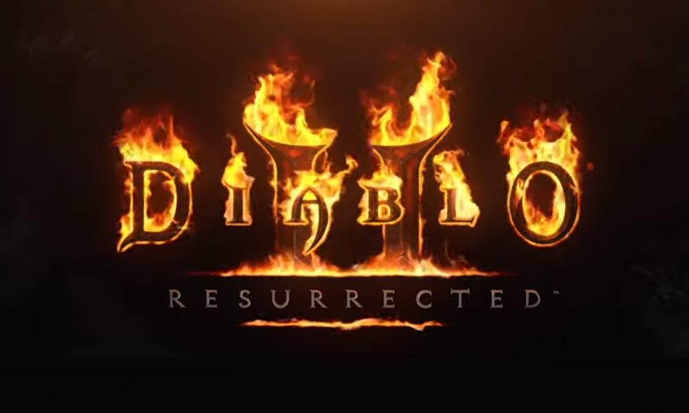Вышло переиздание Diablo 2
