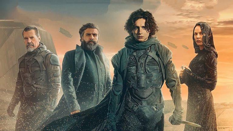 Прокат фильма «Дюна» в России начнётся 16 сентября