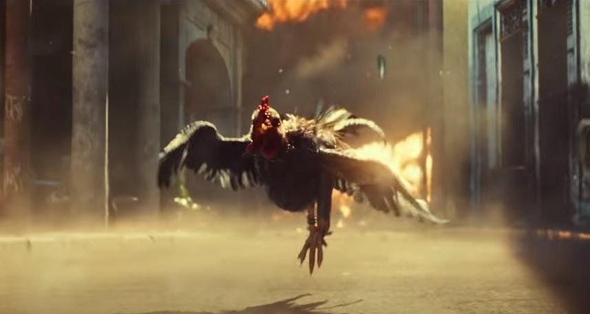Новый трейлер Far Cry 6 с петухом в главной роли