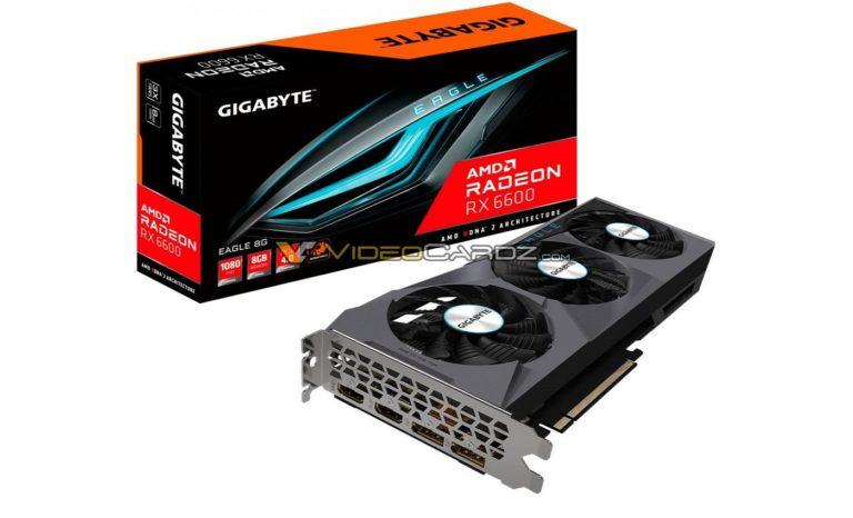 Инсайдеры только рассказали о Radeon RX 6600, а его неофициальные продажи уже начались