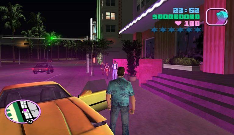 История создания Grand Theft Auto: Vice City и San Andreas