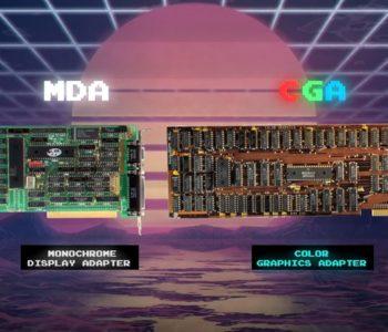 История развития видеокарт
