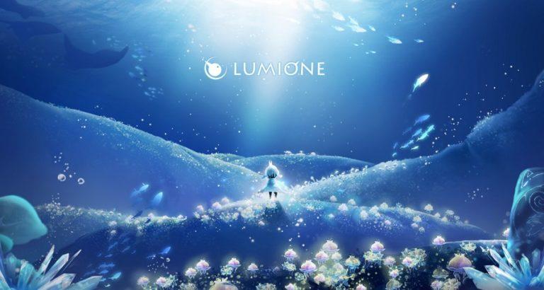 13 октября выйдет необычный подводный платформер Lumione