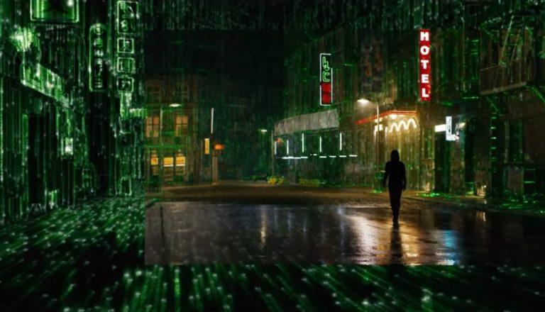 Вышел официальный трейлер к фильму Матрица: Воскрешение