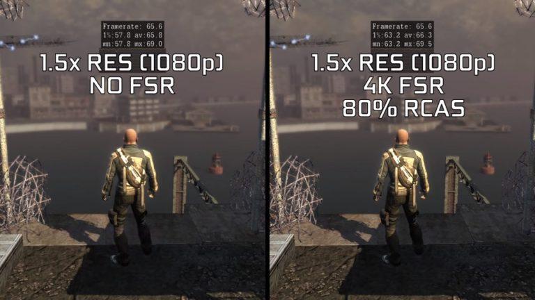 Эмулятор PlayStation 3 — RPCS3 с помощью системы масштабирования AMD FSR делает PS3 игры чётче и красивее