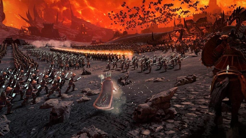 Выход стратегии Total War: WARHAMMER 3 перенесён на 2022 год