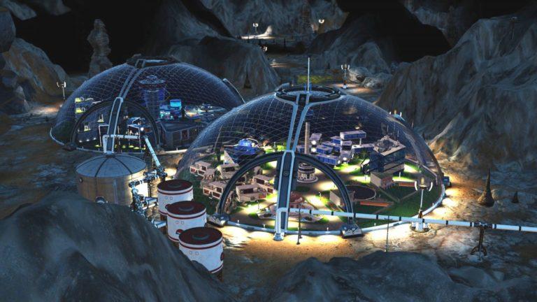 К популярной стратегии Surviving Mars вышло дополнение, а саму игру раздают бесплатно
