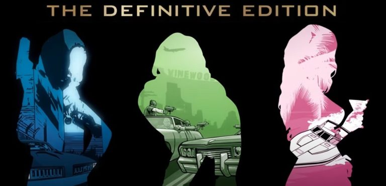 Rockstar официально анонсировала переиздание GTA III, Vice City и San Andreas