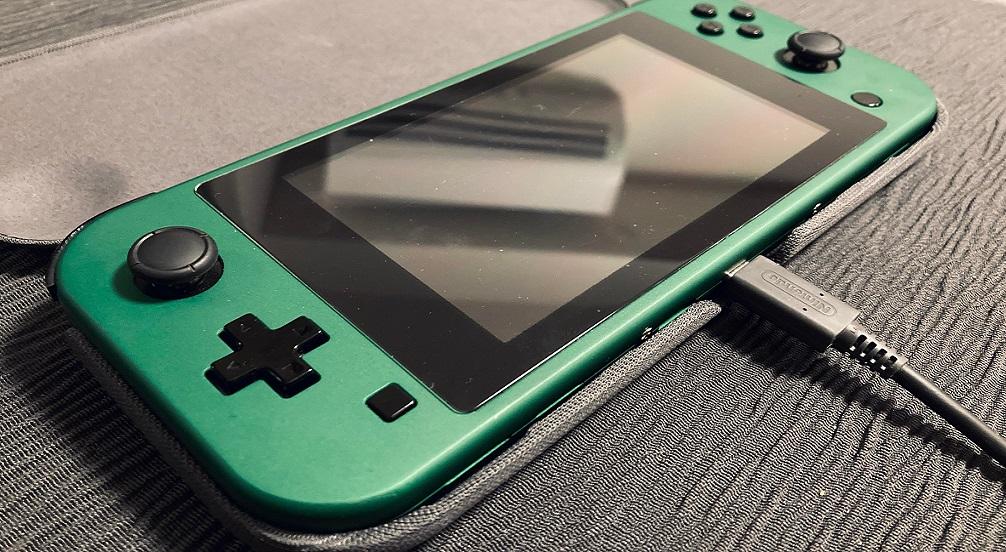 Энтузиаст создаёт реплику Nintendo Switch Lite на основе мини-компьютера Raspberry Pi 4