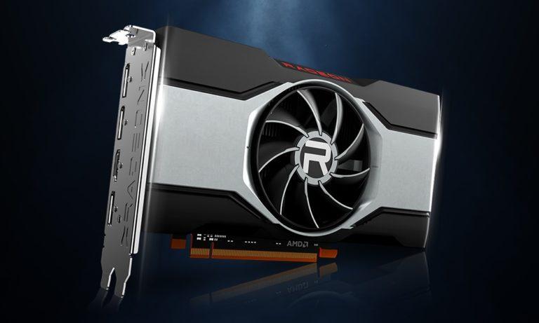 AMD выпустила Radeon RX 6600