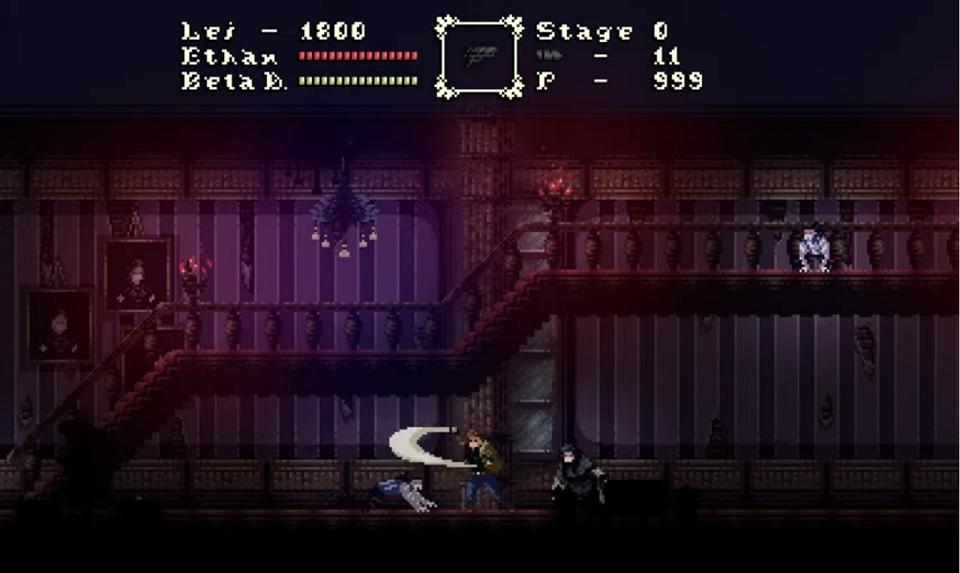 Энтузиаст создал 2D димейк хоррора Resident Evil Village