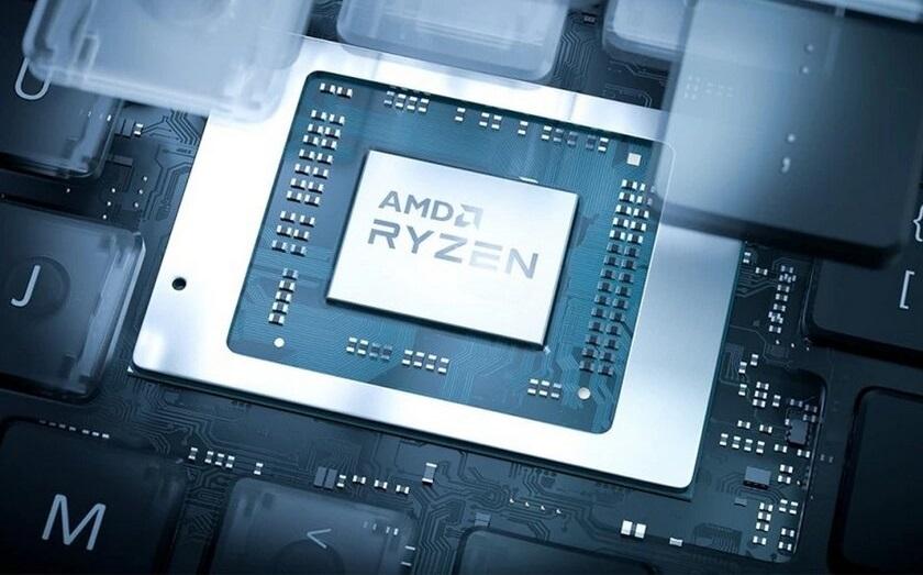 AMD готовит линейку мобильных процессоров Ryzen 7000