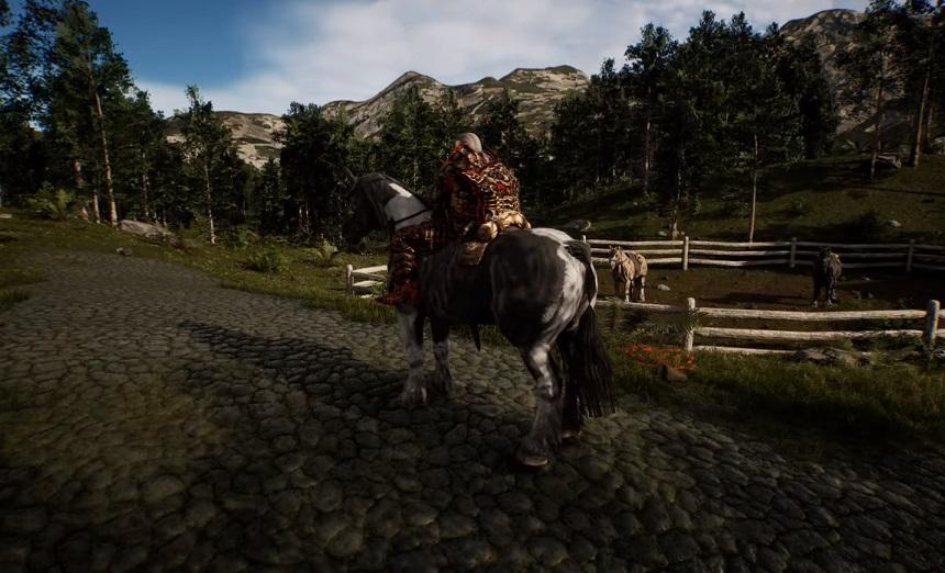 Энтузиаст создаёт ремейк TES IV: Oblivion на Unreal Engine 5