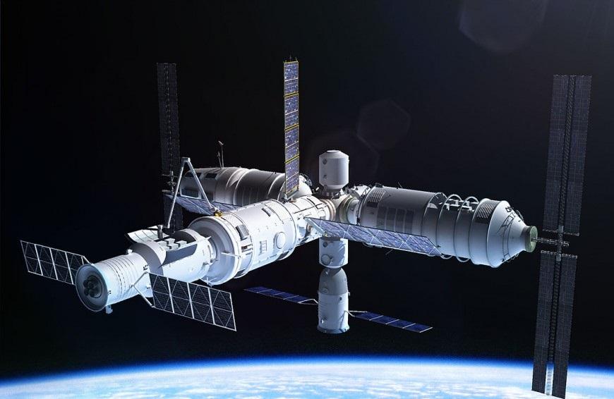 Китайский космический корабль «Шэньчжоу-13» доставил трёх тайковнавтов на национальную орбитальную станцию